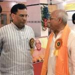 capt abhimanyu with rakesh sharma
